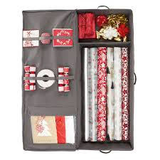 christmas wrap storage christmas wrap storage box kmart on the