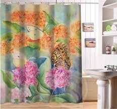 Custom Size Shower Curtains Online Get Cheap Custom Size Shower Curtains Aliexpress Com