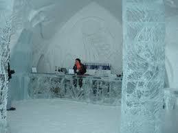 Hotel De Glace Canada Hotel De Glace Ice Bar Sainte Catherine De La Jacques Cartier