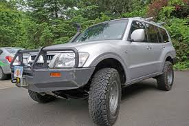 gitout com ultimate expedition build 2003 mitsubishi montero