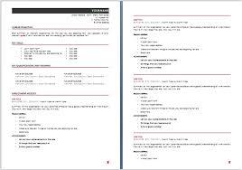 free resume template australia zoo cv template australia http webdesign14 com