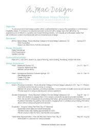 Graphic Design Resume Tips Graphic Designer Resume Example Studentresumetemplates Org