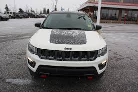 jeep compass panoramic sunroof used 2017 jeep compass 4wd trailhawk accident free navigation