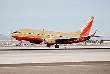 Southwest Airlines Interior History Of Southwest Airlines Wikipedia