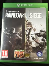 siege xbox one used rainbow six siege xbox one in wa1 warrington for 25 00 shpock