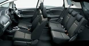 2013 Honda Fit Interior Honda Fit Hybrid Third Generation Test Drive U0026 Review By Pakwheels