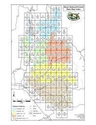 Usgs Quad Maps Boise National Forest Maps U0026 Publications