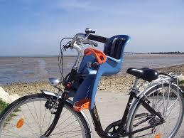 siège vélo bébé avant cycles location de vélos sur rivedoux île de ré siège bébé