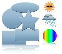 aufkleber selber designen aufkleber selbst gestalten mit office software