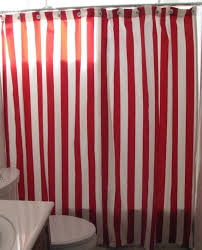 brown and white striped curtains home design ideas