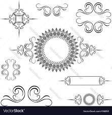 ornaments vector images 670 000
