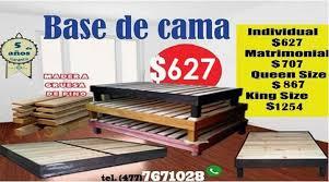 base de madera para cama individual el roble fábrica de bases de madera gruesa recámaras y colchones