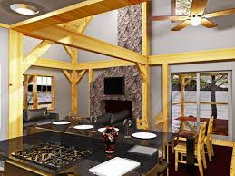 Space Saving House Plans The Linville Floor Plan Space Efficient And Feature Rich