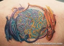 dragon tattoos designs 131