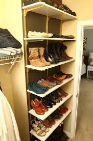 stunning decoration shoe closet organizer do yourself remarkable