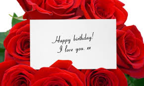 wallpapers predominant aa0000 color birthday card red happy love