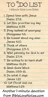 christian devotions for thanksgiving 1 minute bible love notes to do list this 1 minute devotion gives