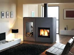 Indoor Outdoor Wood Fireplace Double Sided - double sided gas fireplace prices nz exterior interior u2013 apstyle me