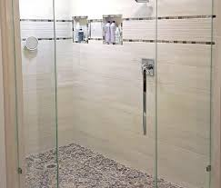 Angled Shower Doors Custom Angled Shower Door In Woodbine Md Shower Door Experts
