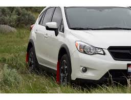 subaru trek white rally armor ur mud flaps xv crosstrek 2013 2017 rallitek com