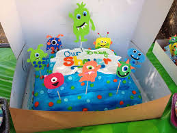monster baby shower theme baby shower ideas and images