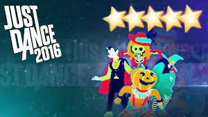 this is halloween just dance 2016 unlimited gameplay 5 stars