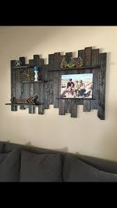 best 25 rustic wood wall decor ideas on name pallet