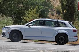 Audi Q7 Manual - it u0027s a q8 mate first spy shots of audi u0027s new luxury suv by car