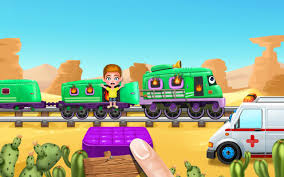 train rescue games for kids android apps on google play