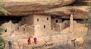 Mesa Verde Map Mesa Verde Entrance Fees Increased For 2017