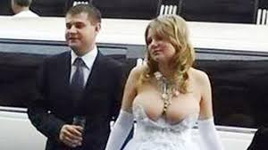 10 worst wedding dresses that you u0027ll have to see to believe youtube