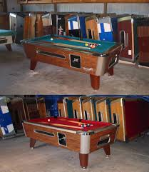 Valley Bar Table Valley Commercial 7 Coin Op Bar Size Pool Table Model Zd 5 Refurb