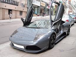 Lamborghini Murcielago Grey - gp motors ltd lamborghini gallardo
