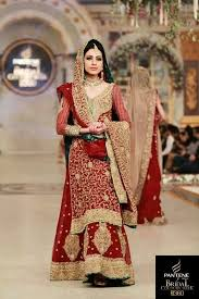 latest pakistani u0026 indian wedding dresses 2016 17 collection