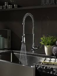 vigo stainless steel pull out kitchen faucet kitchen faucets stainless steel