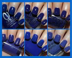 cobalt blue nail polish smackdown vampy varnish