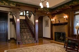 Arts And Crafts Home Interiors Craftsman Interior Design