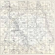 plat maps 1927 vermont plat map mt horeb area historical society s