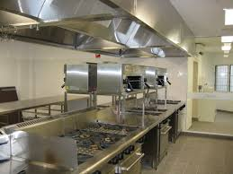 Restaurant Kitchen Hood Installation Gallery With Hvac Hoods In