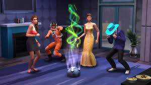 the sims 4 deluxe party edition on ps4 official playstation