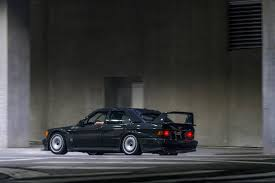 1990 mercedes 190e a 1990 mercedes 190e 2 5 16 evo ii was sold for 220 k at an auction