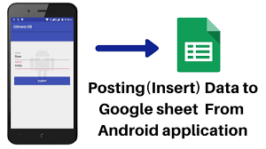 How To Use Spreadsheet As Database How To Use Sheet As Database For Android App Part 2