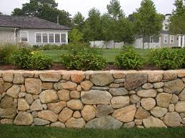 retaining walls joyce landscaping