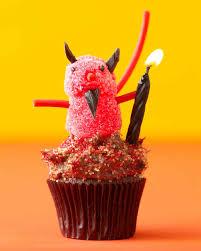 halloween cupcake recipes martha stewart