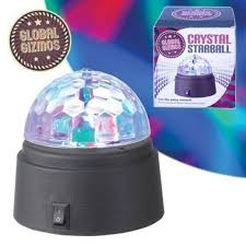 where can i buy disco lights global gizmos crystal star ball disco light buy online at qd stores