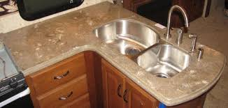 Corian Countertop Edges Trekwood Rv Parts Avalanche 2013 Decor Countertop