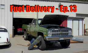 chevy vega green 1985 chevy 4x4 project big green will it get fuel injection