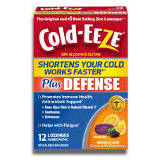 Obat Zinc cold eeze cold eeze