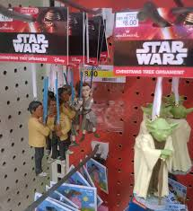 new hallmark ornaments found at target updated imperial holocron
