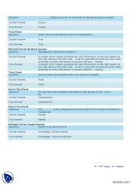 management information system 2 mcqs part 10 sofware development